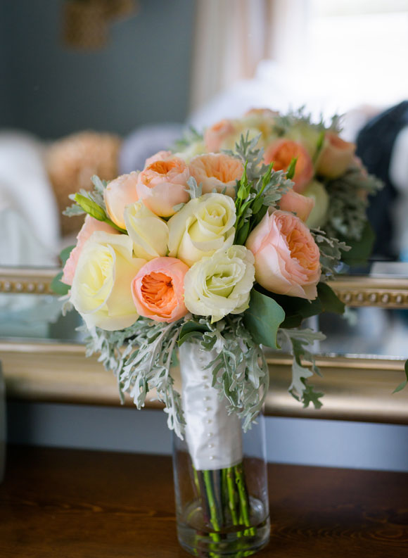 Bridal Bouquet at Gatherings Wedding Venue