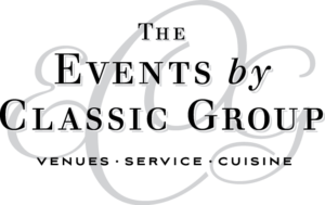 The Events by Classic Group logo
